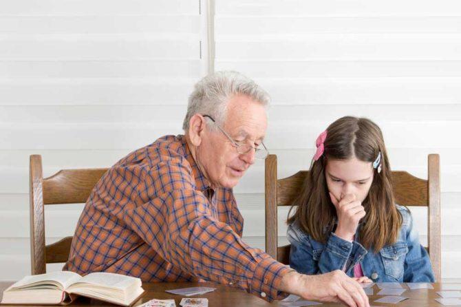 Cal treballar la memòria quan som grans